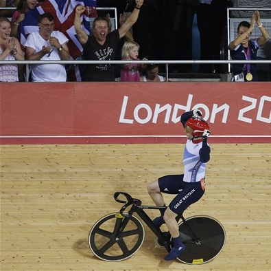 Olympics Day 2 - Cycling