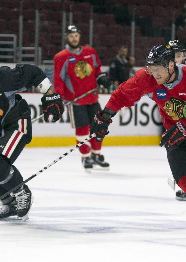Bruins-Blackhawks Preview