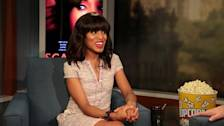 Popcorn Karaoke: Kerry Washington Sings Showtune