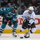 Los Angeles Kings v San Jose Sharks - Game Three Getty Images