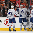 Toronto Maple Leafs v Philadelphia Flyers Getty Images