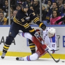Sabres re-sign enforcer John Scott to one-year deal photo