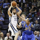 Grizzlies grab 7th seed, beat Dallas 106-105 in OT (Yahoo Sports)