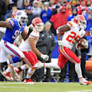 Chiefs rally to 17-13 win over bumbling Bills The Associated Press