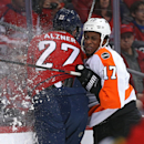 Philadelphia Flyers v Washington Capitals - Game One Getty Images