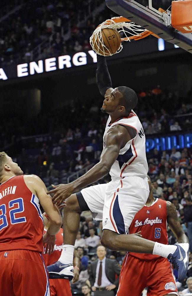 Korver leads Hawks to 107-97 win over Clippers