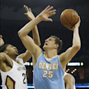 Davis leads Pelicans past Nuggets, 111-107 in OT The Associated Press