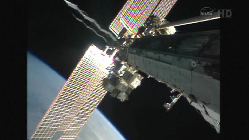 International Space Station plagued with cooling system problem