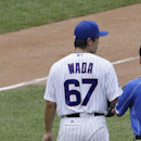 Cubs LHP Wada leaves game in 4th inning The Associated Press