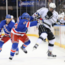 Los Angeles Kings v New York Rangers Getty Images