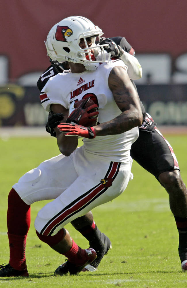 Rutgers-Louisville Preview