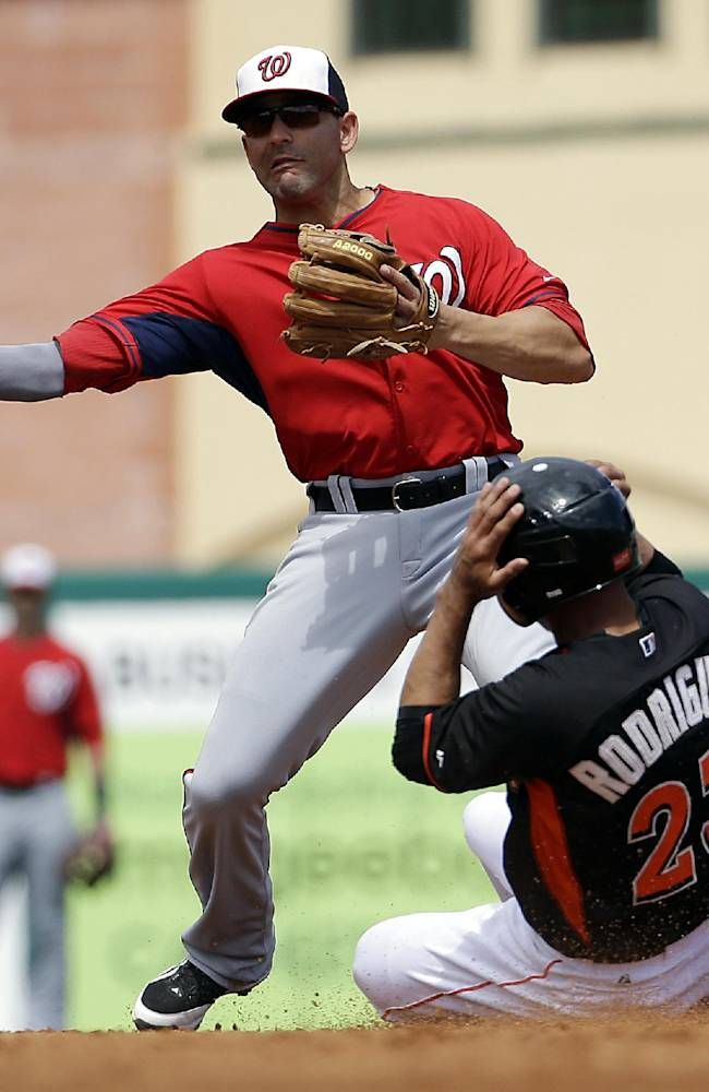 Strasburg pitches 4 innings in Nats' 2-1 win