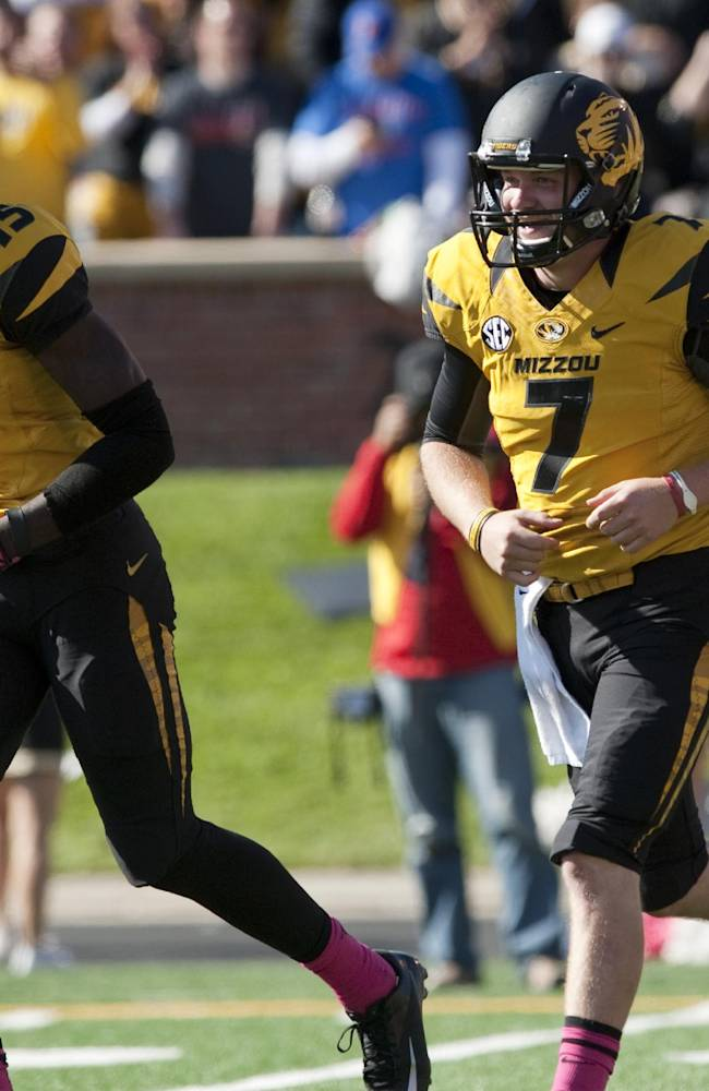 A&M, Mizzou transition helps bust one SEC myth