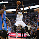 Oklahoma City Thunder v Denver Nuggets Getty Images