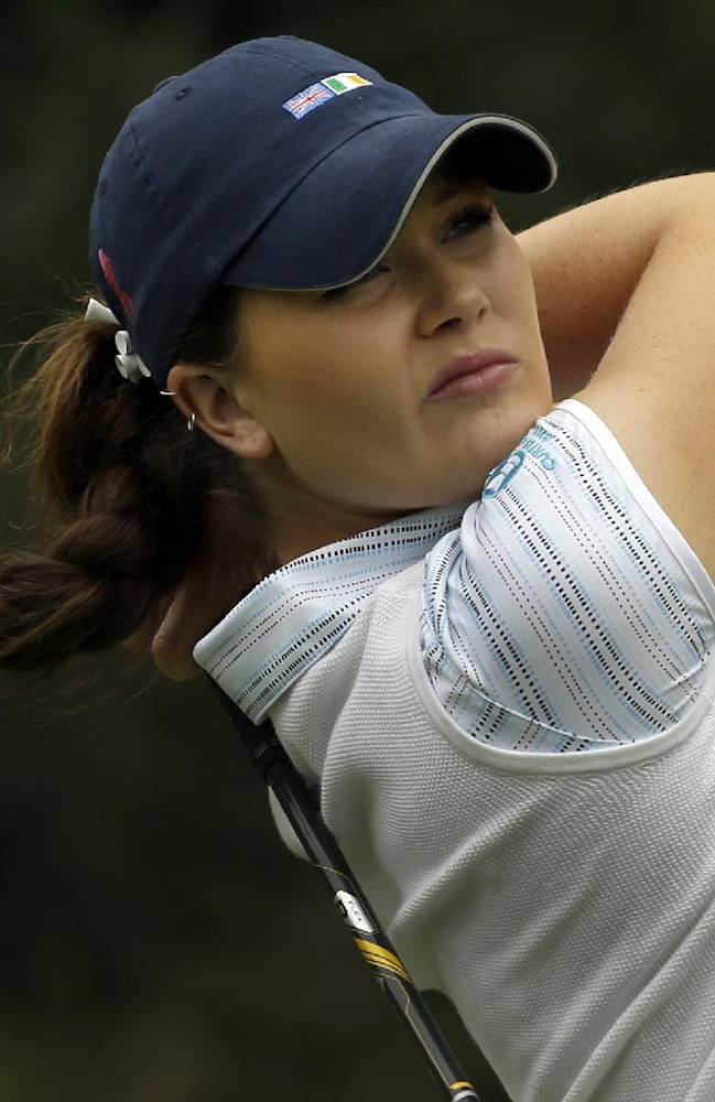 US takes 9-2 lead in Curtis Cup