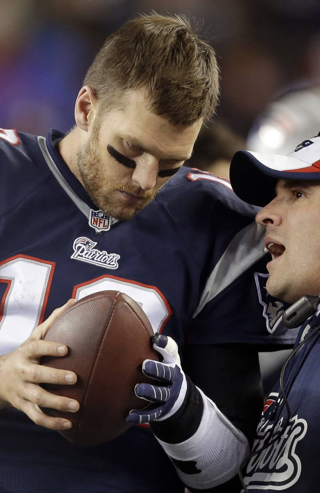Brady faces Manning once more with SB on line