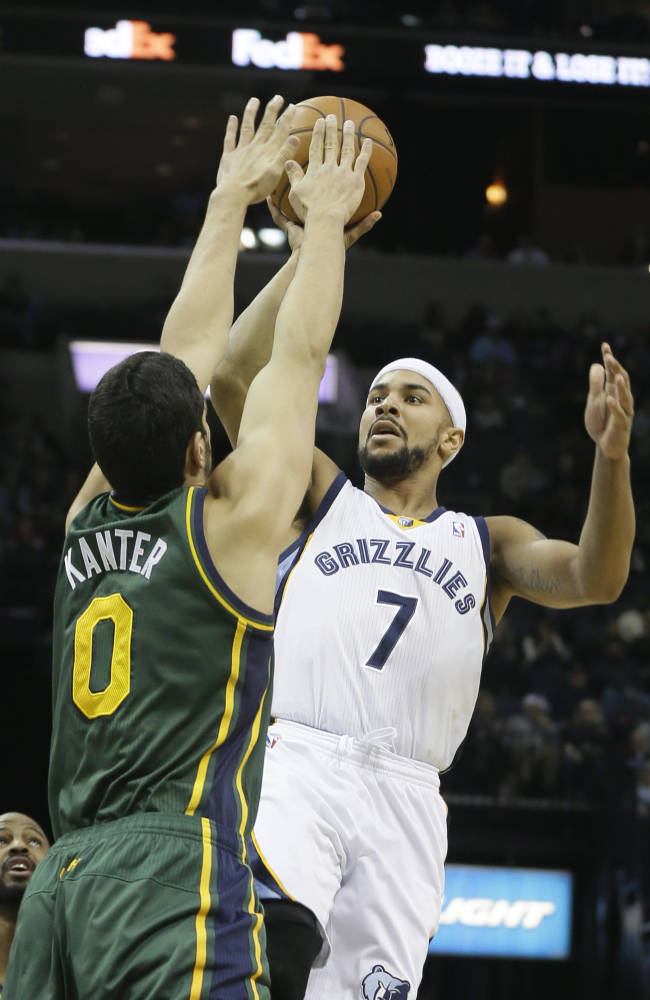 Grizzlies struggling without Gasol's presence