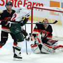 Hoffman, Anderson lead Senators past Wild 3-0 The Associated Press