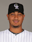 Jhoulys Chacin - Colorado Rockies