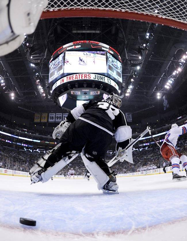 LA Kings thriving in captain's