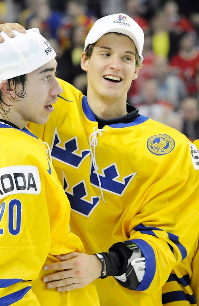 2012 World Junior Hockey Championships - Bronze Medal - Sweden v Russia