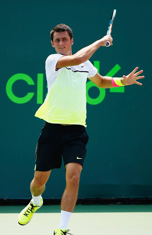 Miami Open Tennis - Day 5