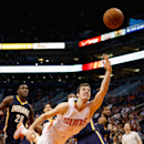Dragic, Bledsoe lead Suns past Pacers 116-99 The Associated Press