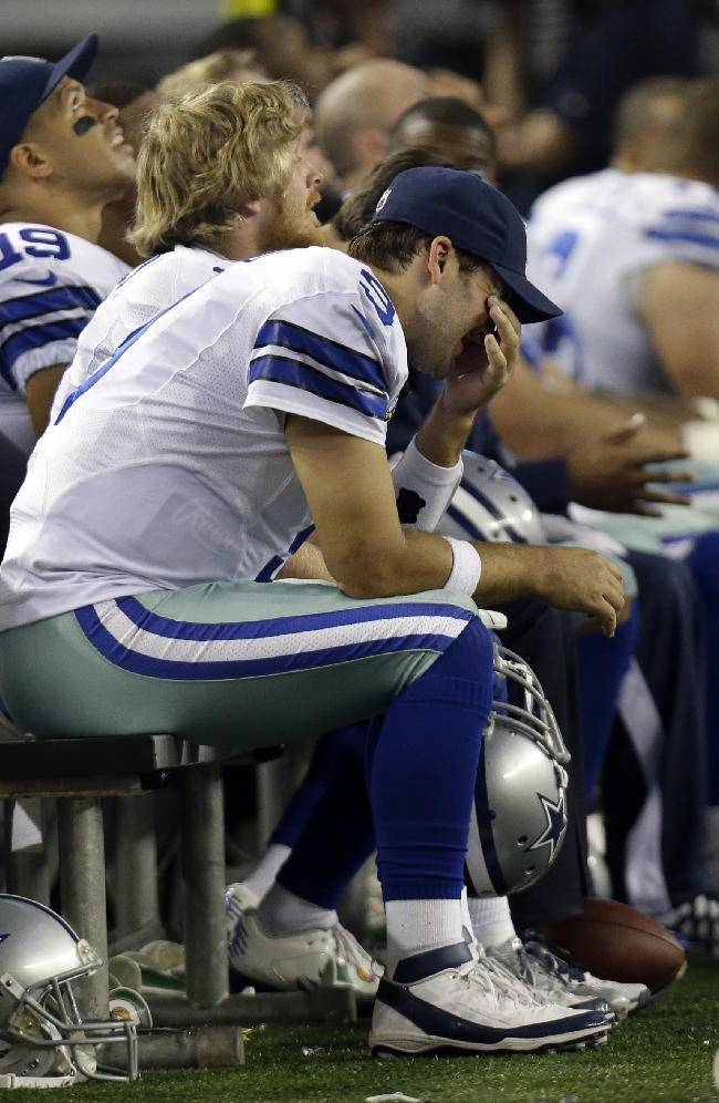 Bryant, Cowboys must bounce back again