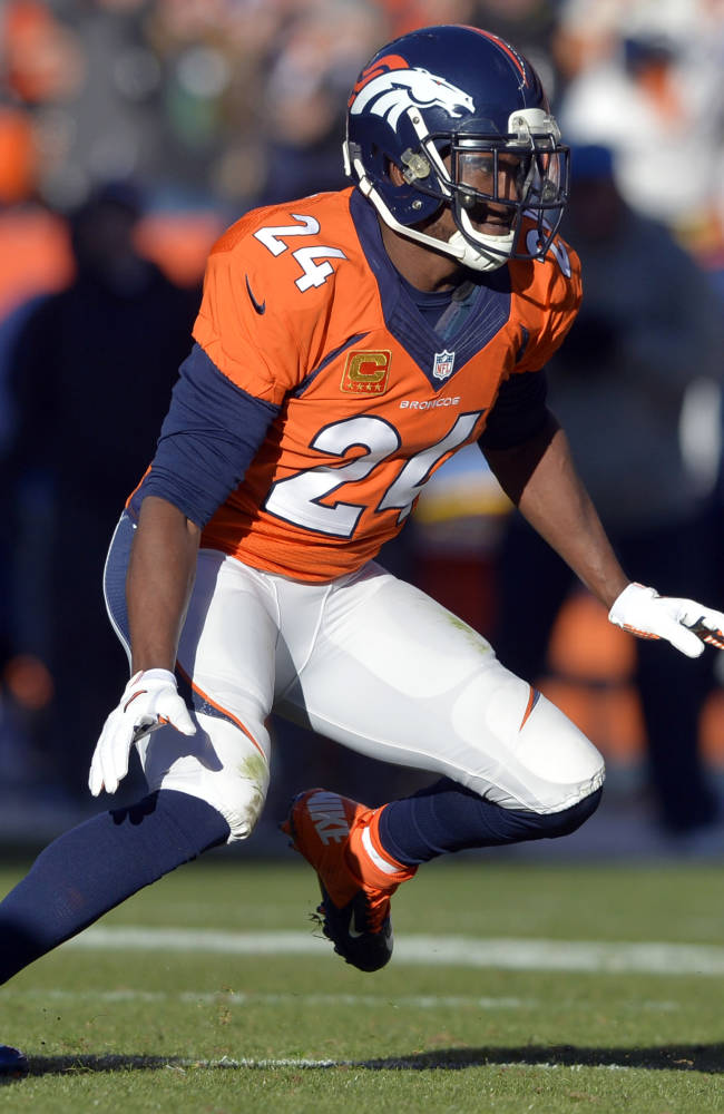 Saints agree to terms with Champ Bailey