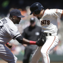 Giants OF Torres goes on DL with Achilles strain The Associated Press