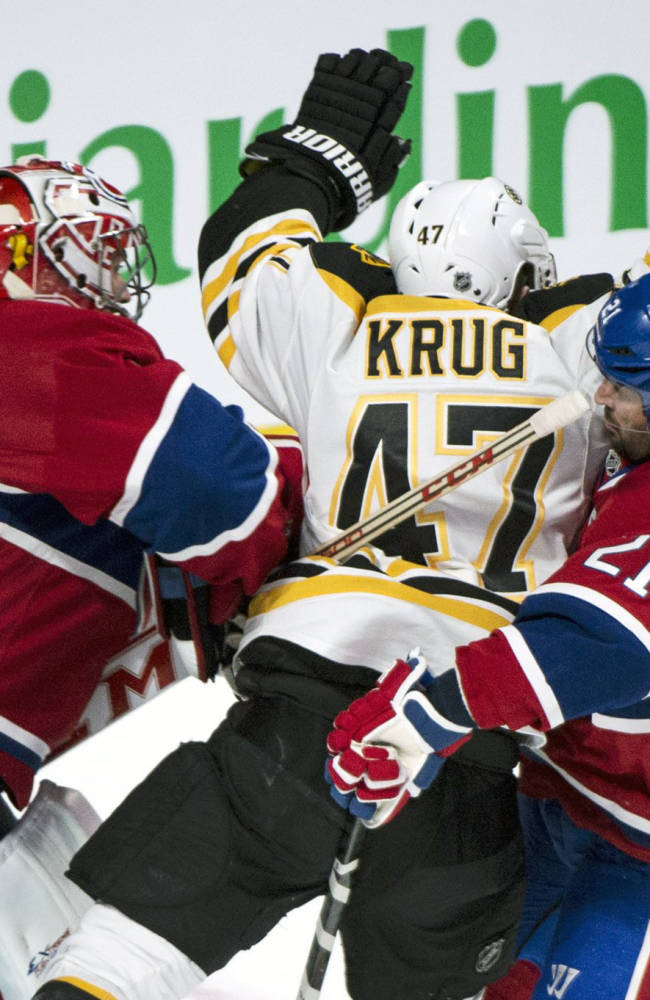 Game 7 will decide Bruins and Canadiens again