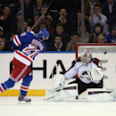Colorado Avalanche v New York Rangers Getty Images