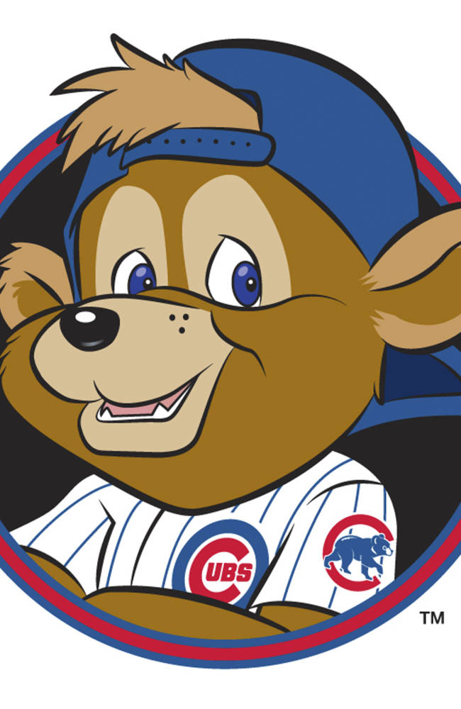 This artist's rendering provided Monday, Jan. 13, 2014, by the Chicago Cubs shows Clark, a new mascot being introduced on Monday for the first time in team history. The team will officially introduce Clark during a visit with children at Advocate Illinois Masonic Medical Center's Pediatric Developmental Center in Chicago. The team plans on having Clark greet fans at Wrigley Field before and during games