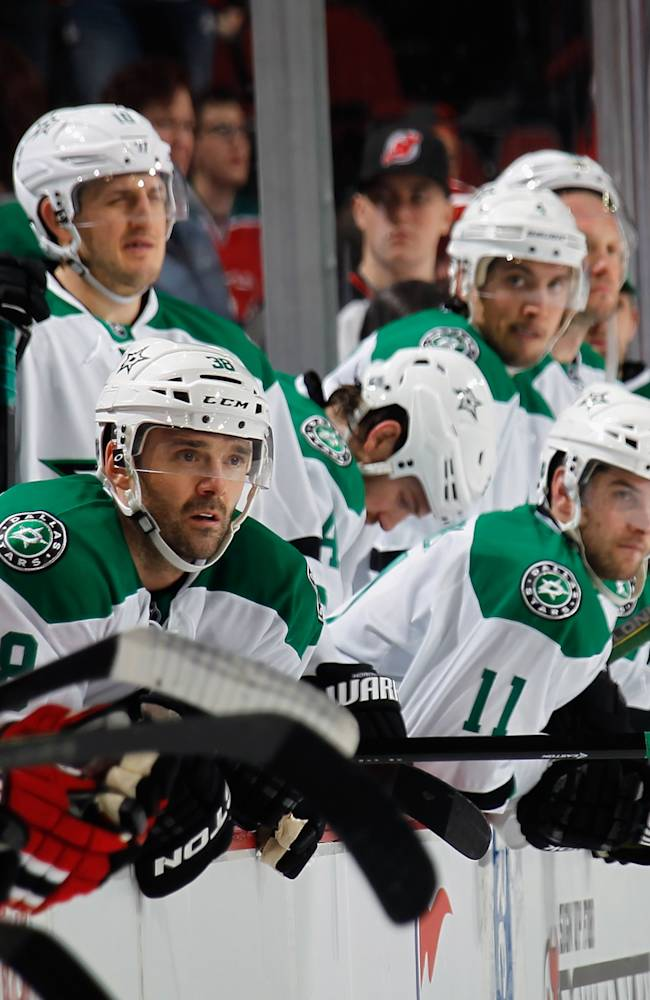 Dallas Stars v New Jersey Devils