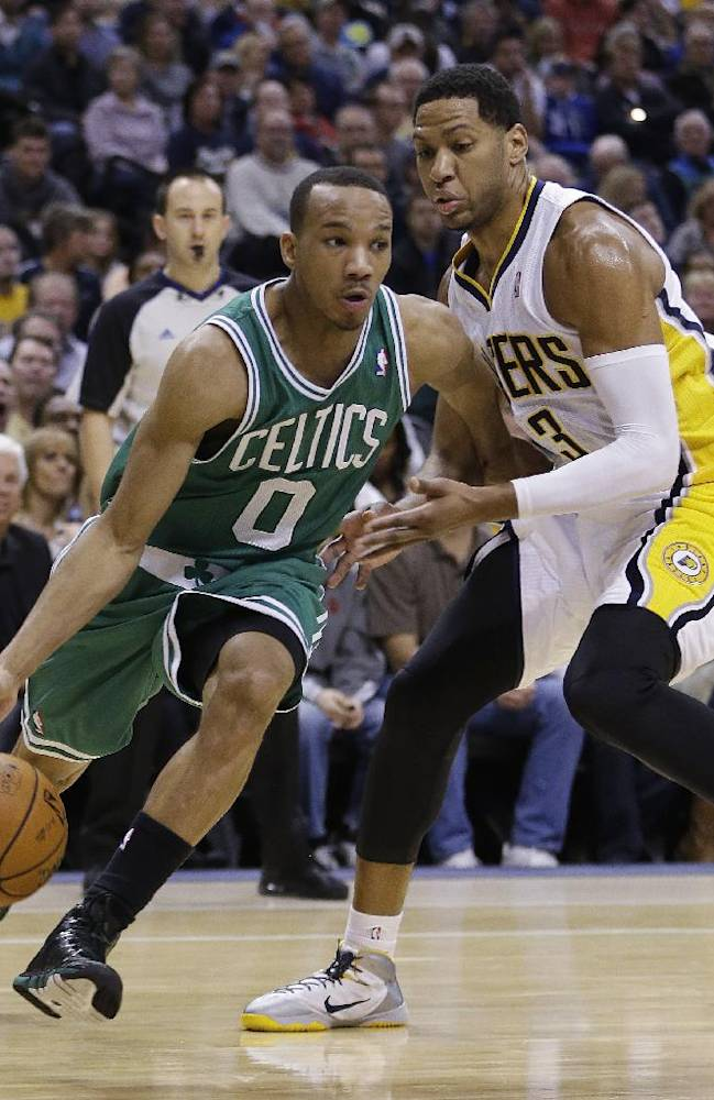Pacers run away from Celtics with 106-79 rout