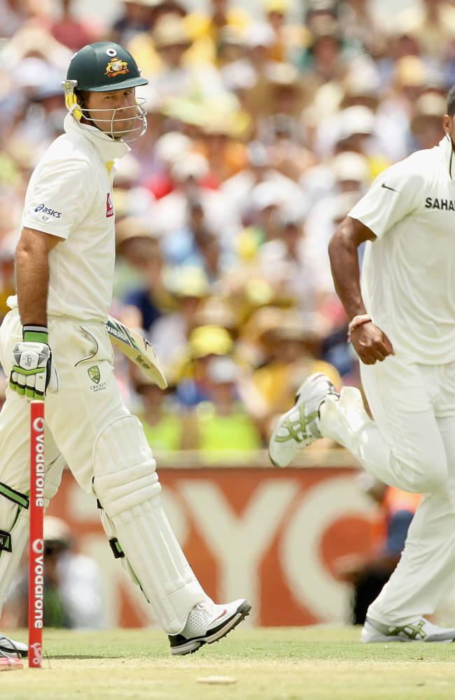 Australia v India - Third Test: Day 2
