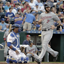 Mauer has 2-run HR among 4 hits as Twins beat Royals 5-3 The Associated Press