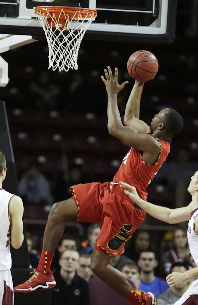 Wells carries Maryland past BC, 88-80