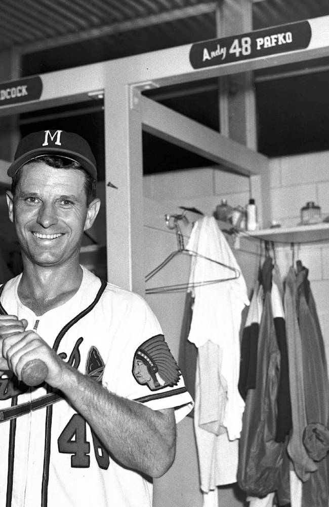 Andy Pafko, 4-time MLB All-Star, dies at 92