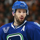 Vancouver Canucks' Ryan Kesler.