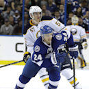 Sabres spoil Stamkos' return with 3-1 win The Associated Press
