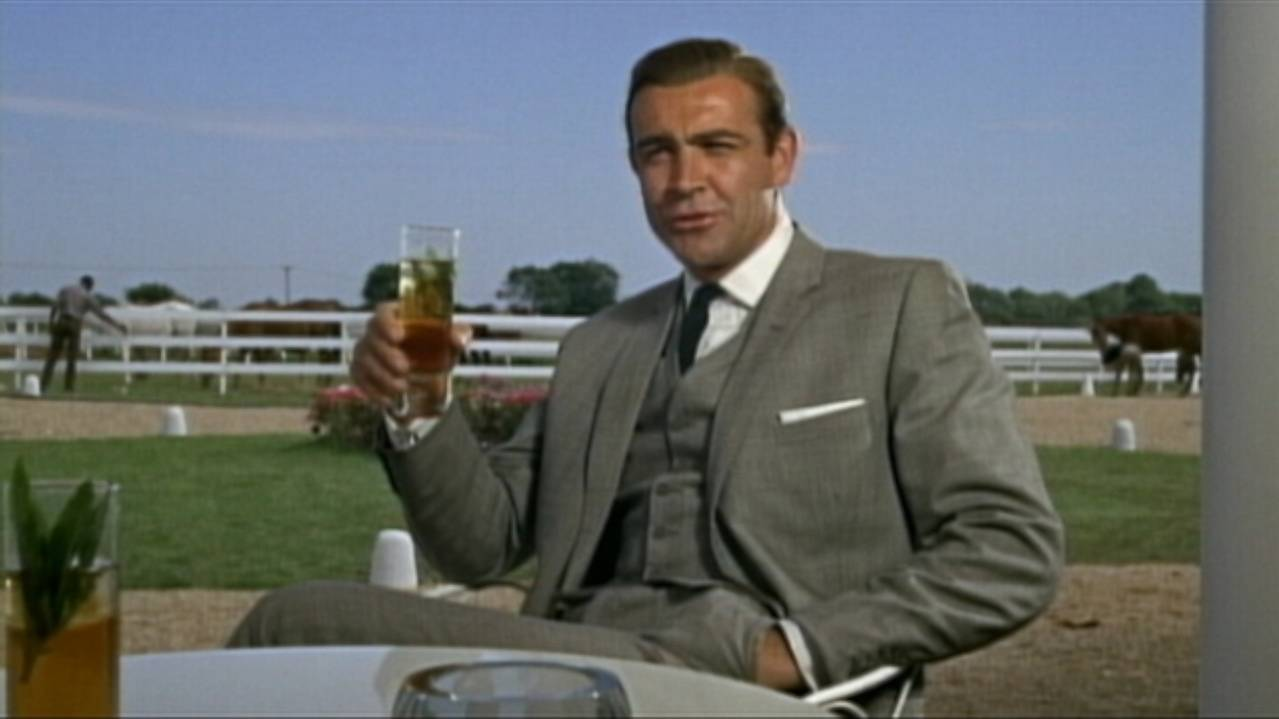 007 Would Be an Impotent Alcoholic, Doctors Say