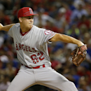 Los Angeles Angels of Anaheim v Texas Rangers Getty Images