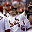 Molina's defense a difference-maker for Cardinals The Associated Press