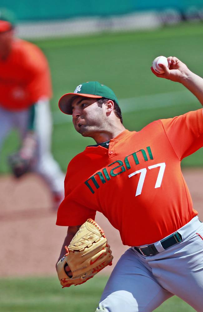 Wins in 19 of 20 games pushes Miami to top of ACC