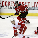 Nyquist lifts Red Wings to SO win over Devils The Associated Press