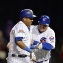 Colorado Rockies v Chicago Cubs Getty Images