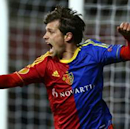 Schalke agrees terms with Basel winger Stocker