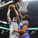 Knicks pound Nets again as Anthony sits The Associated Press