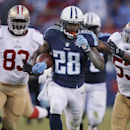 Jets sign former Titans RB Chris Johnson The Associated Press